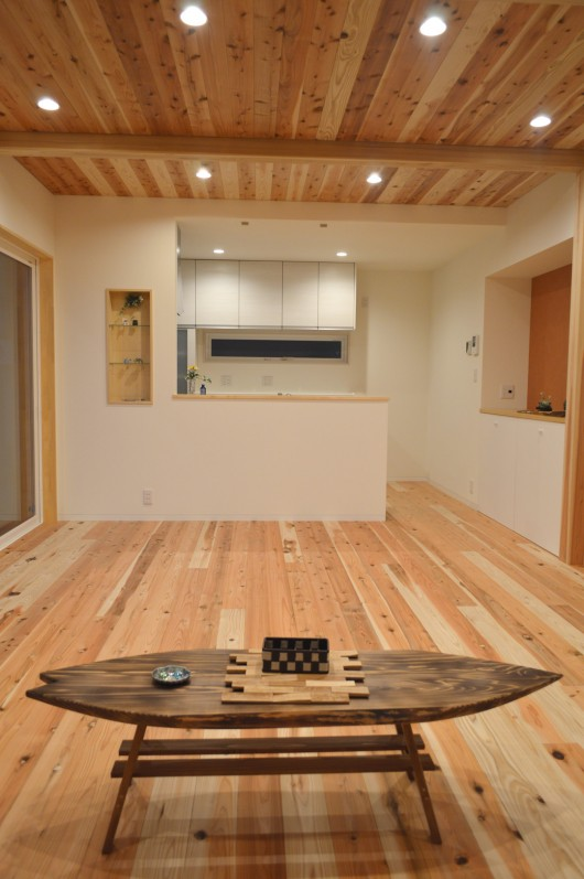 3世代が集う ~Natural Wood House~